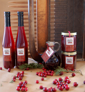 Willows Cranberries products